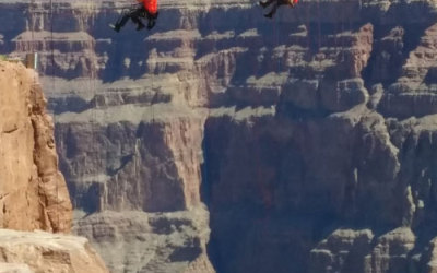 Grand Canyon Skywalk Hangers