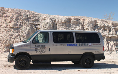 Dirt Road Tour Van